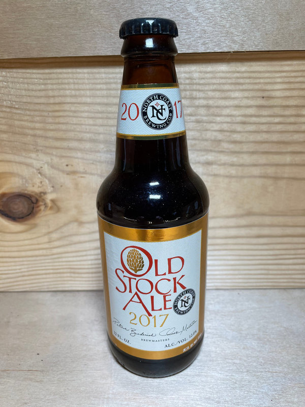 North Coast Brewing Co. Old Stock Ale 2017